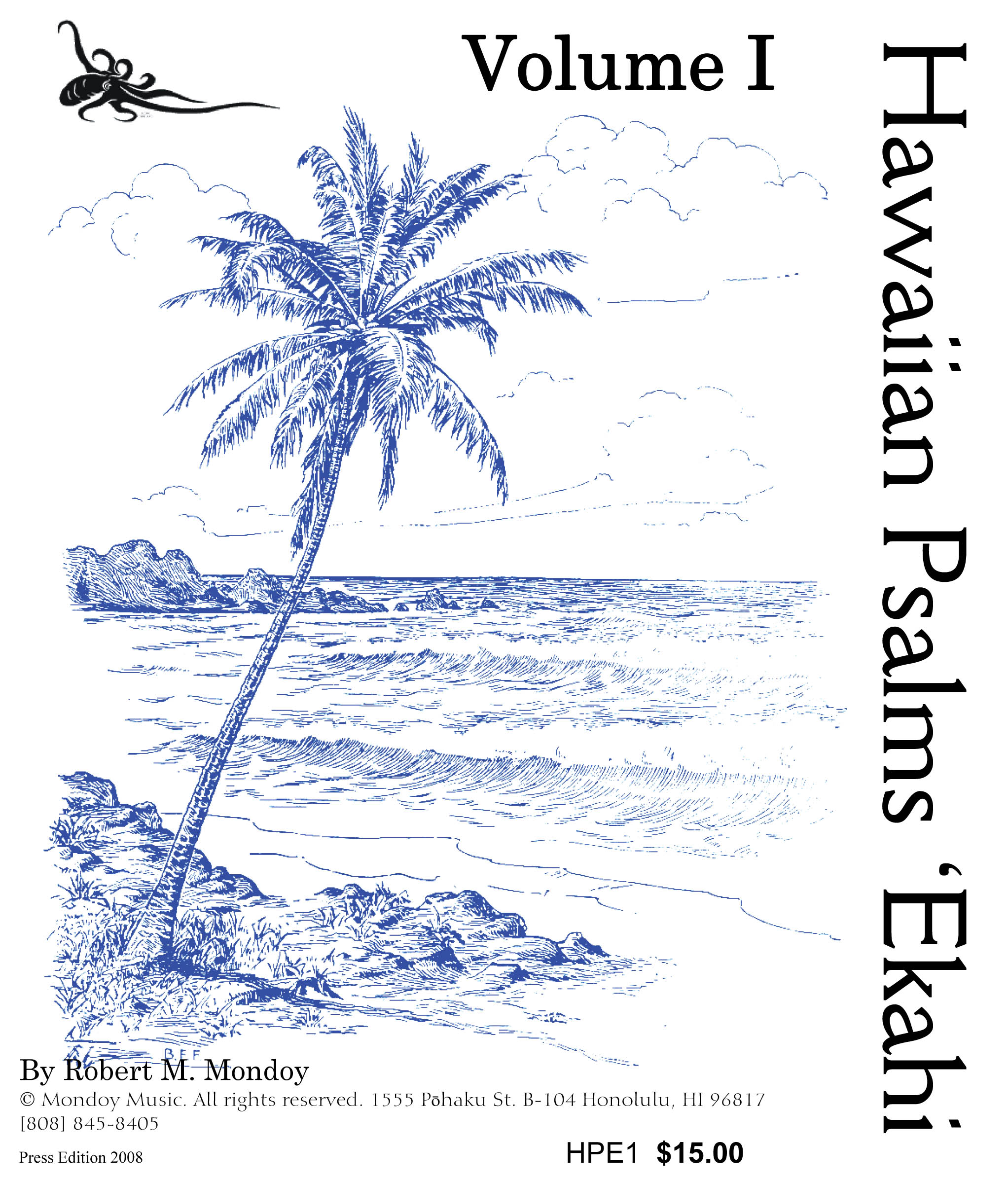 Hawaiian Psalms 'Ekahi CD