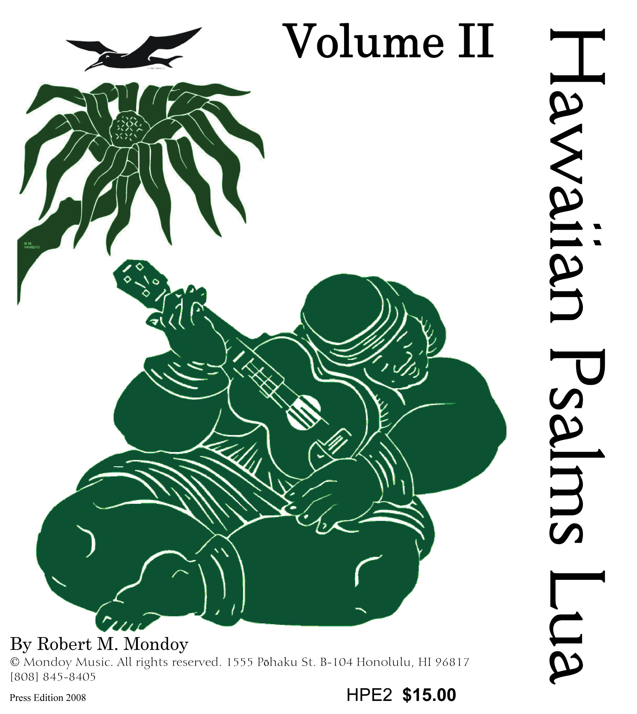 Hawaiian Psalms Lua CD